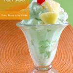 Pistachio Pudding Fruit Salad